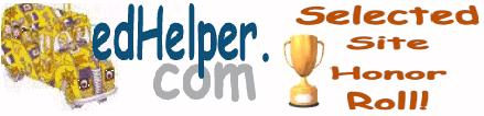 Ed Helper Award