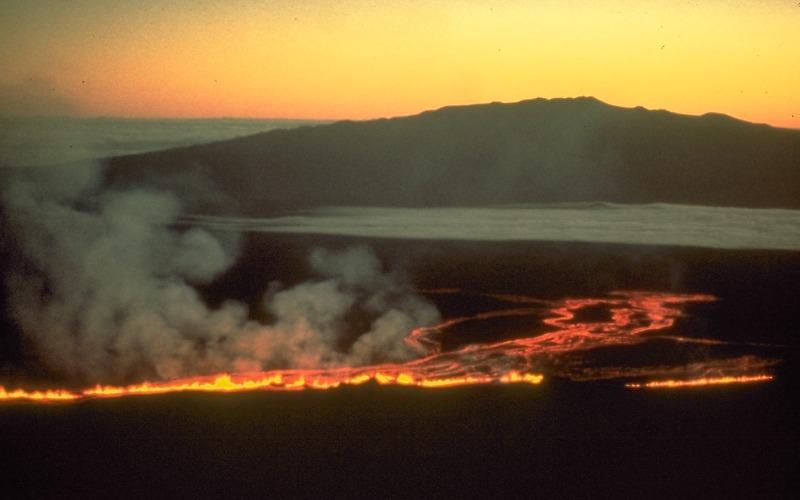 Hawaii Center For Volcanology