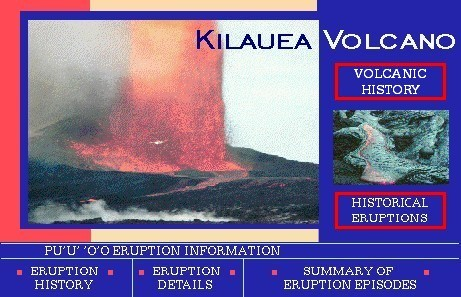 kilauea site links