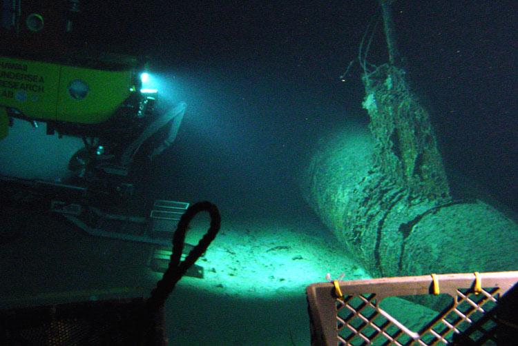 Japanese Midget Submarine Found