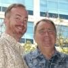 Gary Huss and Klaus Keil