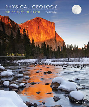 Photo of Book Cover: Physical Geology