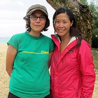 Tatiana and Shimi