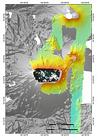 Image of Anatahan Bathymetry