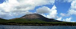 Image of Pagan Volcano