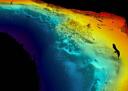 Rota 3D Bathymetry.