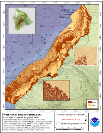 Image map of Guam substrate.