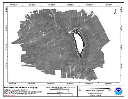 Howland backscatter composite image.