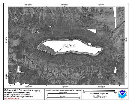 Palmyra backscatter composite image.