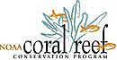NOAA's Coral Reef Conservation Program logo.