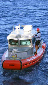 Image of R/V AHI.