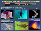 Department of Earth Sciences research image