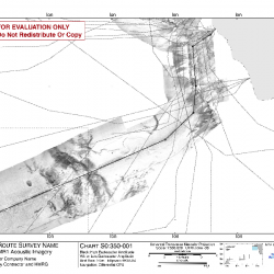 Cable Route Survey : Acoustic Imagery