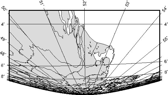 Chapter 6 GMT Map Projections