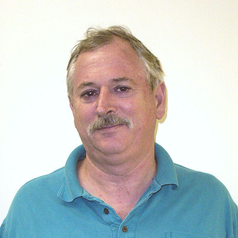 Emeritus Professor Gary McMurty
