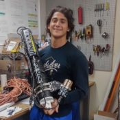 Oceanography internship sparks undergraduate's passion for career path