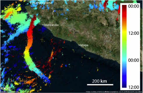 Image of Hurricane Patricia
