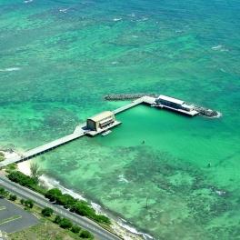 HURL's Makai Pier photo