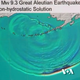 VOA tsunamis video preview
