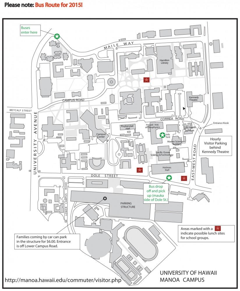 uhm campus_map2015