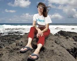 Photo of HIGP professor Patty Fryer