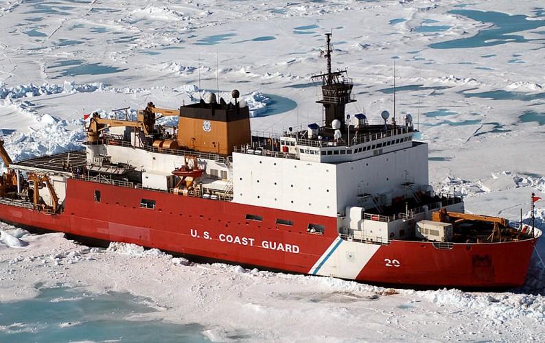 USCGC HEALY (WAGB-20) photo