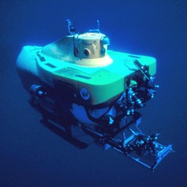 Photo of submersible