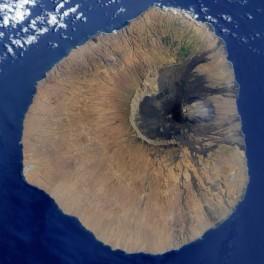 Image of Fogo volcano