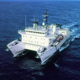 SOEST's Research Vessel Kilo Moana