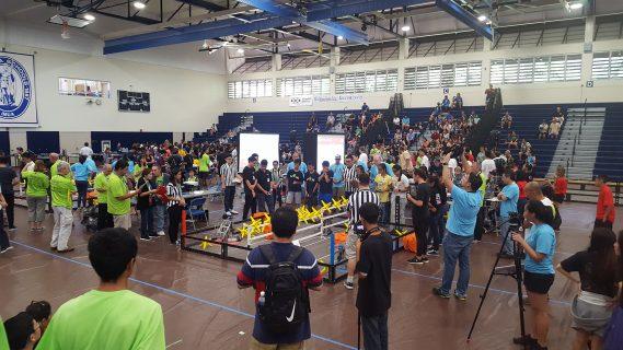 2016 HECO Hawai'i VEX Championship image
