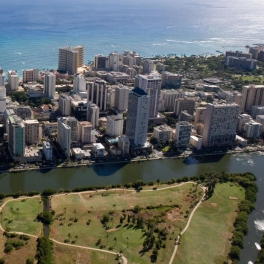 Ala Wai image by Douglas Peebles Photography/Alamy.