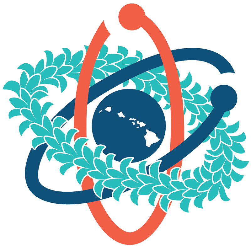 March For Science Hawai'i logo