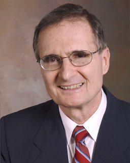 UH President Emeritus Albert J. Simone.