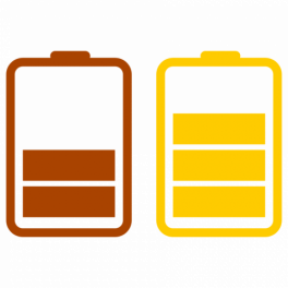 battery graphic