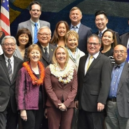 Image of HI utilities commissioners