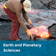 Earth and Planetary Sciences grad courses