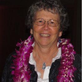 Pam Hallock Muller, SOEST alumna