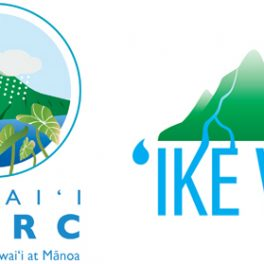 WRRC and 'Ike Wai logos